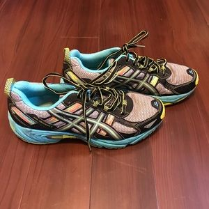 ASICS Gel-Venture 5 GS Size 6.5 Shoes Youth C584N
